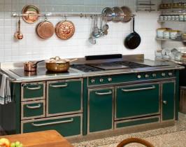 Cucine a legna su misura - Cucine su misura prezzo al metro ...