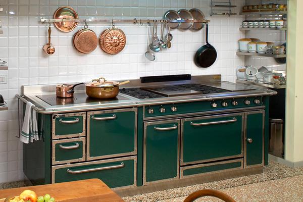 Le Cucine Economiche A Legna : Cucine a legna su misura
