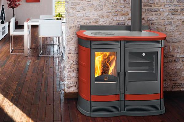 Cucine a legna tradizionali - Cucine a legna e gas ...