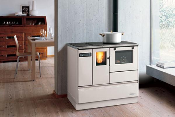 Termocucine - Cucine a legna palazzetti ...