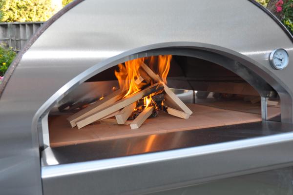Forni a legna per pizza for Temperatura forno pizza