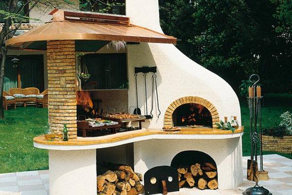 Forni prefabbricati - Cucinare con il forno a legna ...