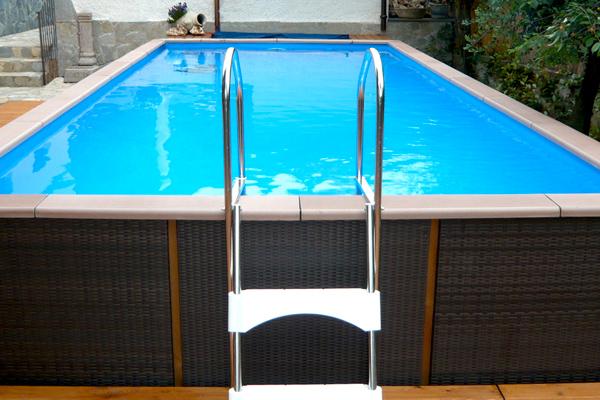 Piscine interrate offerte speciali idee di design per la for Offerte piscine fuori terra rigide