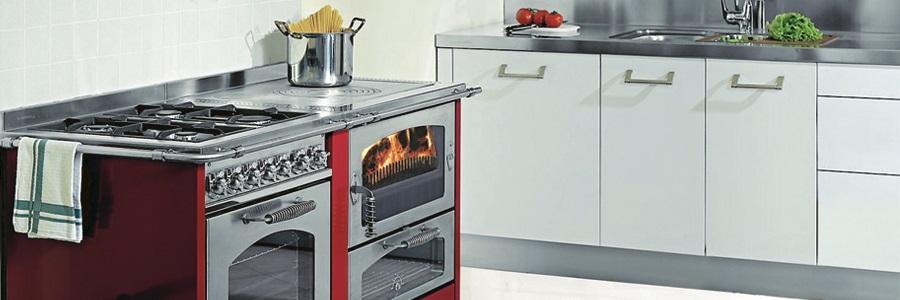 Vendita cucine a legna a Siena