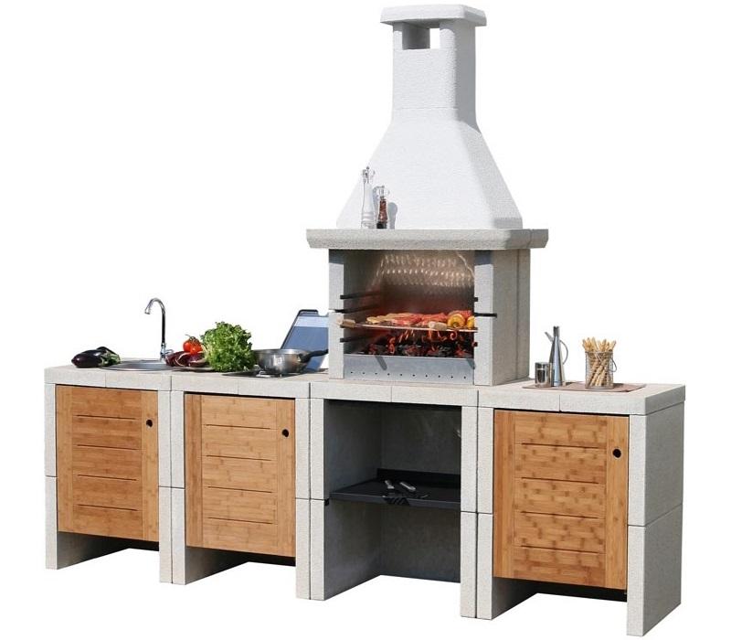 Cucine da esterno - Barbecue esterno ...