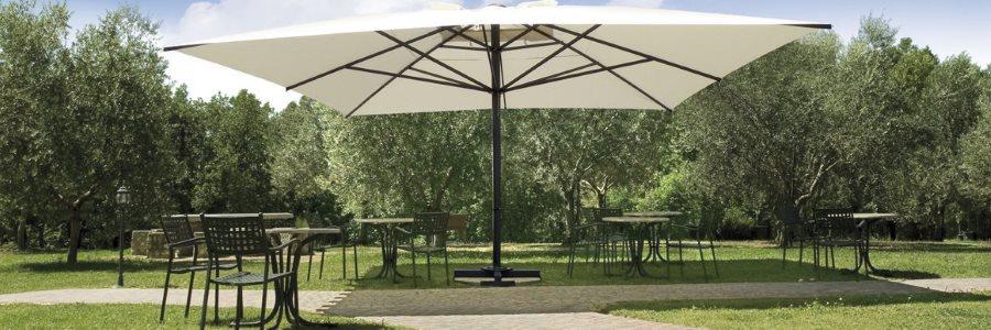 Ombrelloni e gazebi for Vendita materiale da giardino
